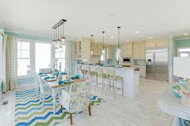 Inside Peninsula Home Design by The Catalina Model Home The Peninsula Schell Brothers