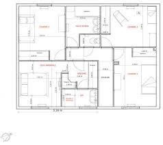 plan de maison 120m2 4 chambres plan maison plain pied 120m2 4 chambres evtod