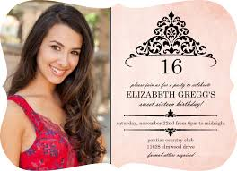sweet 16 birthday invitations ideas bagvania free printable