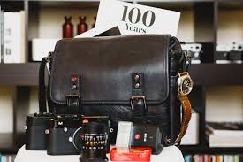 leica bags what s in william bichara s five ona bags
