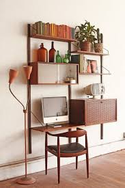 Leaning Bookshelf With Desk Wall Units Awesome Wall Unit Shelving Marvelous Wall Unit