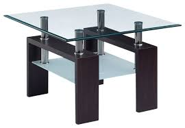 square glass end table black end tables centralazdining