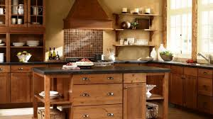 rustic country style kitchen cabinets kitchen u0026 bath ideas