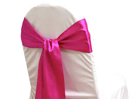 Pink Chair Covers Chair Covers U0026 Sashes Noretas Decor Inc