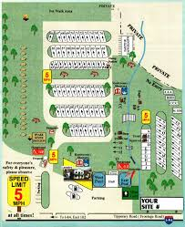 Niagara Falls State Park Map by Campground U0026 Rental Cabins Eden Id Anderson Camp
