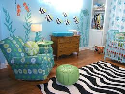 children s murals nursery murals baby room wall murals girl s ocean nursery mural