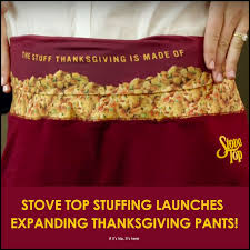 stove top thanksgiving dinner with expandable waist