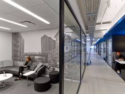 linkedin nyc offices by ia interior architects include a hidden