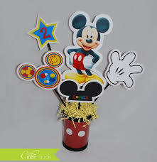mickey mouse clubhouse centerpieces mickey mouse clubhouse centerpiece table by creativetouchhh