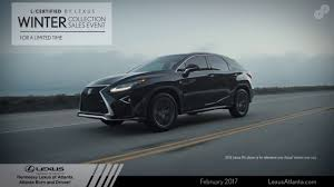 lexus dealers atlanta hennessy lexus of atlanta february offers sps youtube