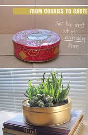 26 best reuse your cookie tins images on pinterest cookie tin
