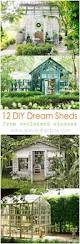 backyards appealing 12 diy dream sheds and greenhouses with
