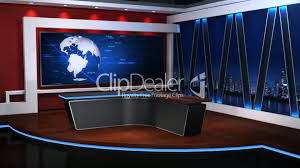 tv studio desk virtual studio 058 2 royalty free video and stock footage