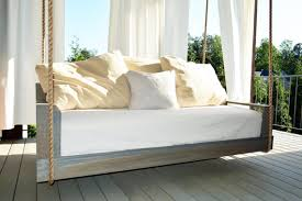 Swinging Bed Frame Outdoor Beds Insteading