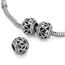 european charm bracelet beads images 10pcs lot dia 5mm mixed round european charms zinc alloy antique jpg