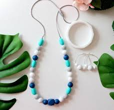 silicone bead necklace images Bubba chew silicone jewellery teethers sensory and gifts jpg