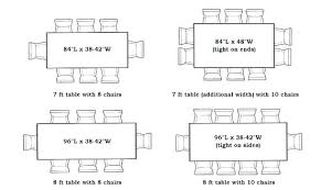 8 person dining table dimensions 8 person table dimensions furniture dining table 8 person dining