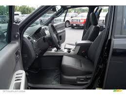 Ford Escape 2012 - charcoal black interior 2012 ford escape xlt photo 51555663