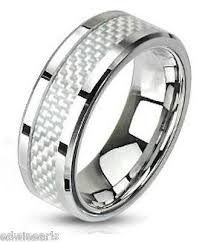 stainless steel wedding ring sets his hers aaa quality cz wedding ring set stainless steel wedding
