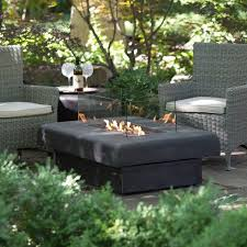 Ember Table Red Ember Kona 48 Gas Fire Table With Free Fire Pit Cover