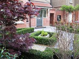 Formal Front Yard Landscaping Ideas - formal garden design for your front yard amazing home decor 2017