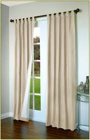 decorating ideas sliding glass door curtains