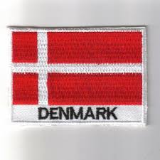 embroidered patches country flag chad patches iron on badges