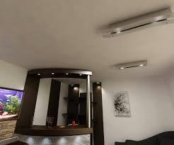 bar für wohnzimmer moderne treppen wohnzimmer glas geländer sofa dekokissen bar