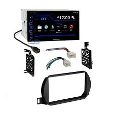 nissan altima 2015 stereo pioneer radio stereo double din dash kit wire harness for nissan