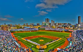 cool chicago cubs wallpaper wallpapersafari chicago cubs ballpark wrigley field chicago illinois wallpaper