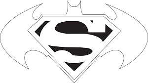 batman superman coloring book batman superman coloring pages