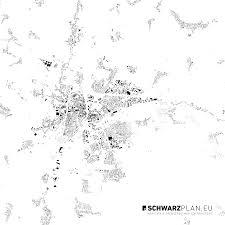site plan u0026 figure ground plan of hradec kralove for download as pdf