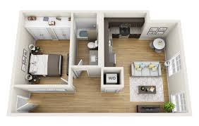 Bedroom Apartment Ideas Small One Bedroom Apartment Ideas Photos And