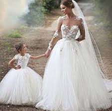 wedding dresses high retro sleeve lace wedding dresses high neck tea length bridal