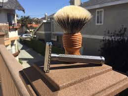 Roof Razor by Paradigm Shave Ware Titanium Razor A Preview Badger U0026 Blade