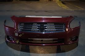 custom nissan maxima 2010 2009 2010 2011 2012 2013 2014 nissan maxima s sv front bumper