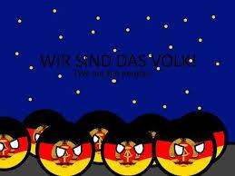 why do germans celebrate the 3rd october auferstanden aus