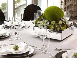How To Set Silverware On Table Modern Table Setting Ideas Freshome