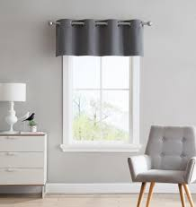 Curtains With Matching Valances Warm Home Designs Grey Blackout Curtains Valance Scarves Tie
