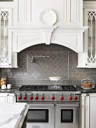 kitchen backsplash herringbone subway tile backsplash