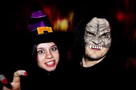 halloween witch face free stock photo public domain pictures