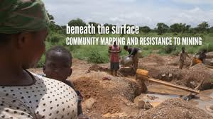 Community Mapping Beneath The Surface Community Mapping And Resistance To Mining In