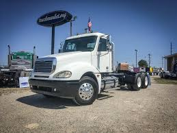 used 2006 freightliner columbia tandem axle daycab for sale in ms