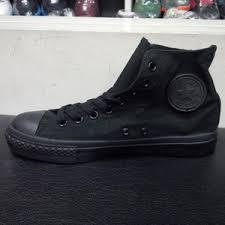 jual sepatu converse all chuck black high