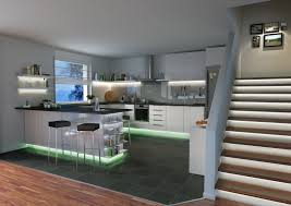 Wohnzimmer Beleuchtung Wieviel Lumen Led Beleuchtung In Der Küche Led Stripes Von Paulmann Für