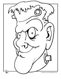 good frankenstein coloring 75 coloring pages
