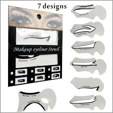eyeliner template 28 images eyeliner stencil kit reviews