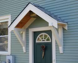 front doors ideas front door overhang cost 36 front door awning