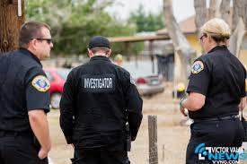 San Bernardino County Fire Investigator File Photo Victor