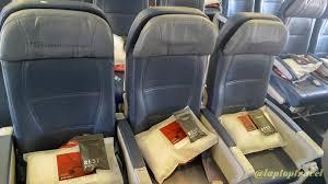 Delta Comfort Plus Seats New York To Tokyo Non Stop Delta 757 200 International Flight Trip